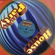 Front View : Brandy - I WANNA BE DOWN / BABY - House Party / hp080