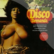 Front View : Various Artists - THE BEST OF DISCO DEMANDS (BY AL KENT) VOL.2 - BBE Records / bbe173clp2