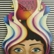 Front View : Booka Shade - LOVE INC (EMPEROR MACHINE, HOT SINCE 82 RMX) - Embassy One / BMV0026