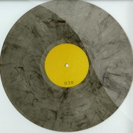 Front View : Davina, Carlos Nilmmns, Niko Marks - GET BY ME (ANDRES REMIX) (CLEAR MARBLED VINYL) - Ornaments / ORN030