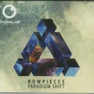 Front View : Rowpieces - PARADIGM SHIFT (CD) - Fokuz Recordings / FOKUZCD017