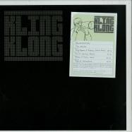 Front View : Trancesetters - THE SEARCH (INCL ORIGINAL) - Kling Klong / Kling087