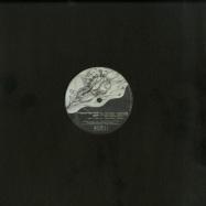 Front View : Vlad Radu - MESMERIZE EP (DAN ANDREI REMIX) (180G, VINYL ONLY) - Cuplet / CPLT001