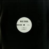 Front View : 2VILAS - VARTAR EP (VINYL ONLY) - Wax Isgud / WISGUD001