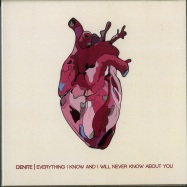 EVERYTHING I KNOW AND I WILL NEVER KNOW ABOUT YOU (CD)