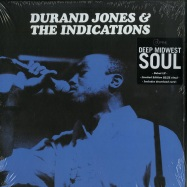 DURAND JONES & THE INDICATIONS (LP)