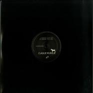 Front View : Donato Dozzy - CASSANDRA REMIXES (JUS-ED, FRED P, SKUDGE) - Claque Musique / CLAQUE018