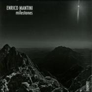 Front View : Enrico Mantini - MILESTONES (COLOURED 180G 2X12 LP) - Down Da Mountains / DDMNT01