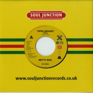 Front View : Betty Boo - SPELLBOUND (7 INCH) - Soul Junction / sj1006