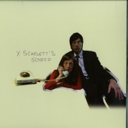 Front View : Scarletts Scared - SCARLETTS SCARED (LP, 180 G BLUE COLOURED VINYL) - Mental Groove / MG123LP