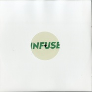 Front View : Fabe - AS I SKIPPED THE GYM EP (VINYL ONLY) - Infuse / Infuse023