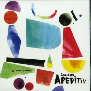 Front View : Ichisan - APERITIV SELECTED REWORKS EP - Bordello A Parigi / BAP119