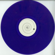 Front View : IDANA - DRIVE HANNAH EP (PINK MARBLED / 180G / VINYL ONLY) - Moulinet / MLNT001