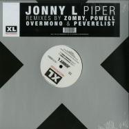 Front View : Jonny L - PIPER - XL Recordings / XLT892T