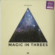 Front View : Magic In Threes - RETURN OF MAGIC IN THREES (LP) - King Underground / KU050
