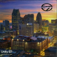 Front View : Scan 7 - UNIFY EP (TECHNO CITY SERIES PART 1 / DETROIT) - Solar One Music / SOM047