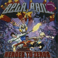 Front View : The Beta Band - HEROES TO ZEROS (LIMITED COLORED EDITION)(COLOURED VINYL) - Because Music / BEC5543832