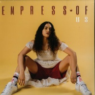 Front View : Empress Of - US (LP + POSTER) - Terrible Records / TR079 / 6792424