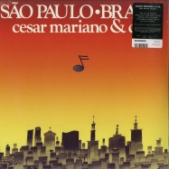 Front View : Cesar Mariano & Cia - SAO PAULO: BRASIL (LP) - Mr. Bongo / MRBLP 183 / W96761