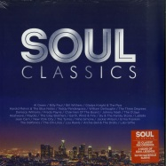 Front View : Various Artists - SOUL CLASSICS (2LP) - Demon / DEMRECOMP022