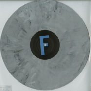 Front View : Fragmentor - A MAN LOST IN TIME (VINYL ONLY / GREY MARBLED VINYL) - Quartz Rec / QRZ038