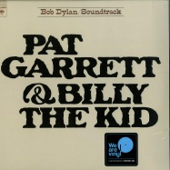 Front View : Bob Dylan - PAT GARRETT & BILLY THE KID (LP) - Legacy / 19075907251