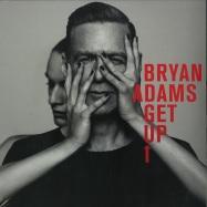 Front View : Bryan Adams - GET UP (LP) - Polydor / 4745278