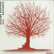 Front View : Michel Degen, Seren:dipia, Pra Jescu, Fictiv - SANGUINA 002 - VARIOUS ARTISTS - Sanguina Records / SNG002