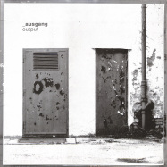 Front View : Ausgang - OUTPUT (2LP / VINYL ONLY) - Key Vinyl / KEYLP02