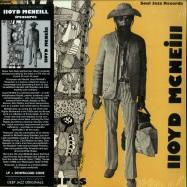 Front View : Lloyd McNeill - TREASURES (LP + MP3) - Soul Jazz / SJRLP427 / 05175691