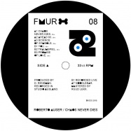 Front View : Roberto Auser - CHAOS NEVER DIES EP - Femur / FMR008