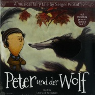 Front View : Leonard Bernstein - PETER AND THE WOLF (LP + CD) - Zyx Music / HOER 1150E-1
