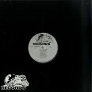 Front View : Hartkor Kinkxz / 808 Mafia - WERWOLF IM SCHAFSPELZ / 808 MAFIA AM ABZUG - Dominance Records / DR-001