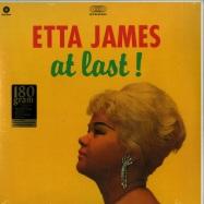 Front View : Etta James - AT LAST! (LTD. 180G VINYL) - Waxtime / 012771824