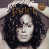 Front View : Janet Jackson - JANET (2LP + MP3) - Virgin / 7783769