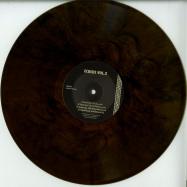 Front View : Various Artists - ECDISIS VOL. 2 (BARTOSZEK EDITS) - Frigio / FRV032