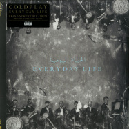 Front View : Coldplay - EVERYDAY LIFE (180G 2LP + MP3) - Parlophone / 9029535548