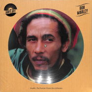 Front View : Bob Marley - VINYLART - THE PREMIUM PICTURE DISC COLLECTION (PIC LP) - Wagram / 05195121