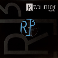 Front View : Various Artists - THOSE WHO DARE EP VOL. 2 - R3volution Records / R3V005