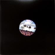 Front View : Jasper St Co - PARADISE (INC DANNY KRIVIT EDIT) - Nervous Records / NER24810