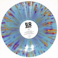Front View : Wlad / Mancini - SHIFUMI / FURBISHED - HEDZUP RECORDS / HDZ09