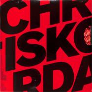 Front View : Chris Korda - APOLOGIZE TO THE FUTURE (LP) - Perlon / Perlon126LP