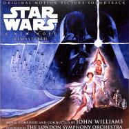 Front View : John Williams - STAR WARS: A NEW HOPE (2LP) - Walt Disney Records / 8746246