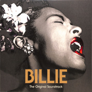 Front View : Billie Holiday / The Sonhouse All Stars - BILLIE: THE ORIGINAL SOUNDTRACK (LP) - Verve / 3505668