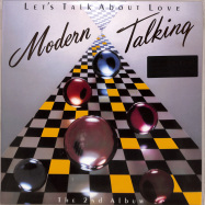Front View : Modern Talking - LETS TALK ABOUT LOVE (180G LP) - Music On Vinyl / MOVLP2658