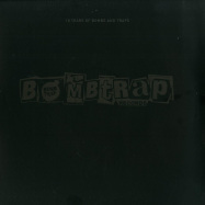 Front View : Various Artists - 10 YEARS OF BOMBS AND TRAPS (LTD 2X12 LP, B-STOCK) - Bombtrap / bomb10
