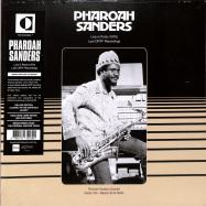 Front View : Pharoah Sanders - LIVE IN PARIS 1975 - LOST ORTF RECORDINGS (LP, GATEFOLD) - Transversales Disques / TRS15