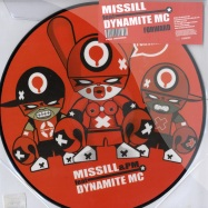 Front View : Missill - FORWARD (PIC DISC) - Discograph / 6146796
