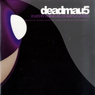 Front View : Deadmau5 - EVERYTHINGS COMPLICATED - Mau5trap / MAU50046