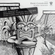 Front View : Dani Casarano - Rumba (Remixes) - Whirlpoolsex Music / wpsm017r